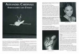 Article Danse AC Opera Ballet Production
