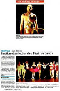 Article Le Pays d'Auge avril 2013 AC Opera Ballet Production