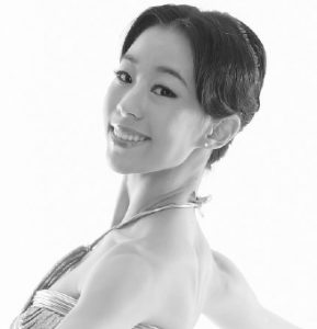 Danseuse Sae Eun Park AC Opera Ballet Production